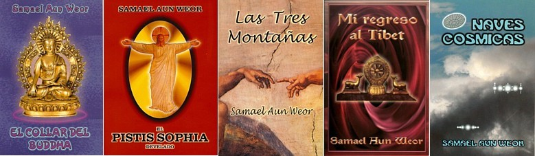 Libros del Maestro Samael Aun Weor